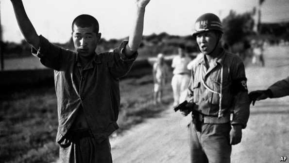 korean prisoner of war
