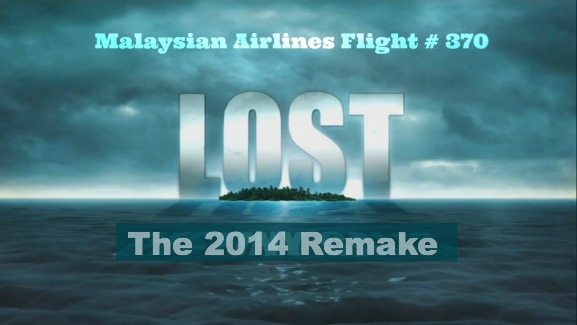 lost, TV Show, Malaysian flight 370
