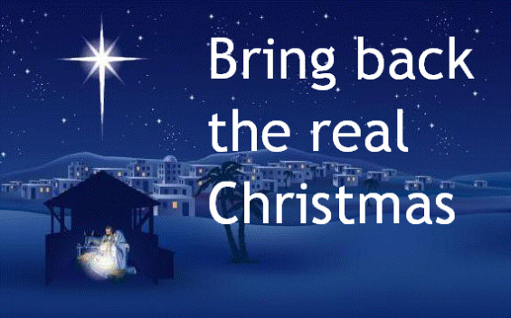 real meaning of christmas, reason for the season quote