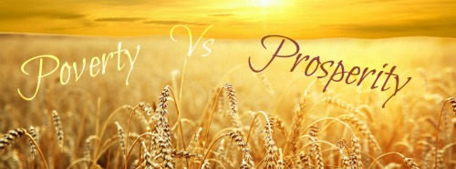 Poverty or Prosperity, Our Daily Bread