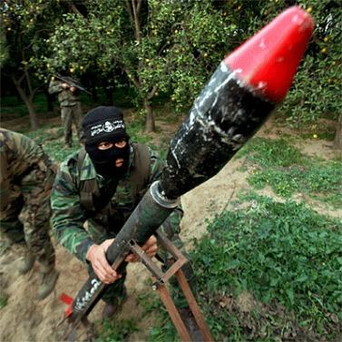 Palestinian Rackets, Gaza Violence, Terrorism