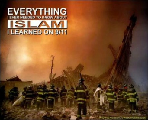 Everything You Need To Know About Islam, 911 Quote