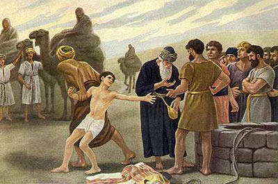Joseph, slavery, son of Jacob