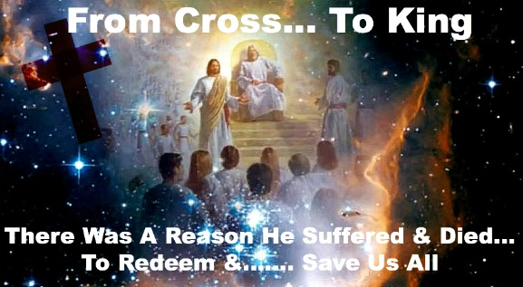 JESUS VICTORY, REDEEMED