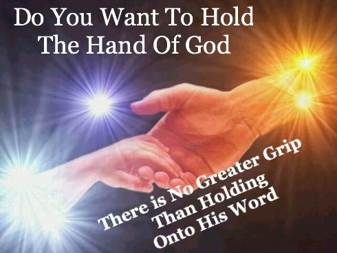 Hold On To The Word