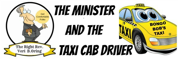 funny minister story, pastor, priest, funny taxi story