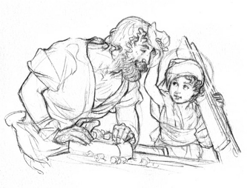 Joseph & Jesus, Adoption