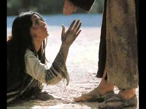 mary magdalen, jesus writing in the sand, adultery