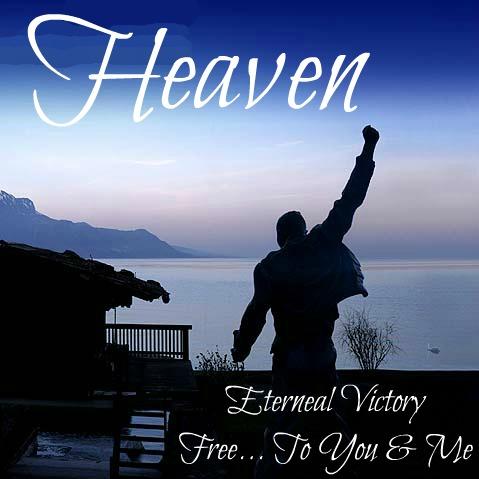 heaven, victory, hope