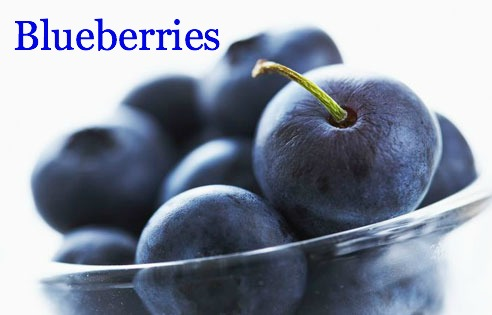 blueberries, healthy food