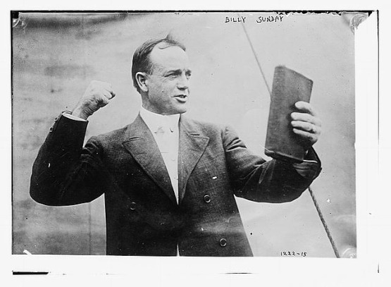 Billy Sunday, Evangelist