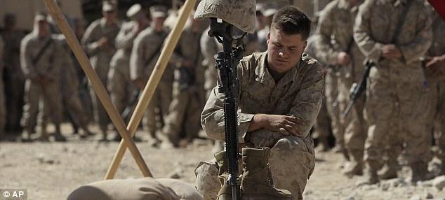 lost soldier, Afghanistan, memorial, tribute