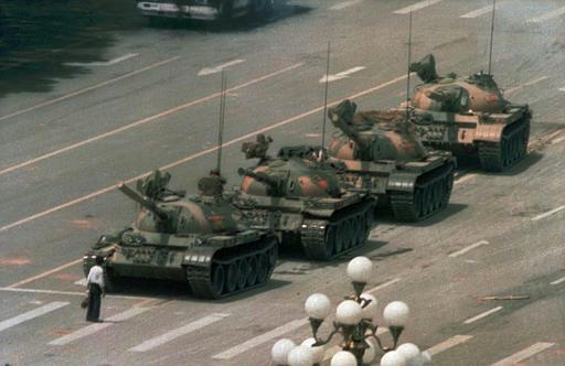 Tienanmen Square, Uprising