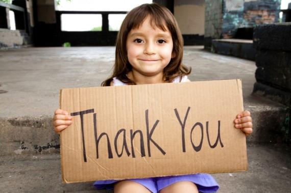 Gratitude, thankfulness, quote