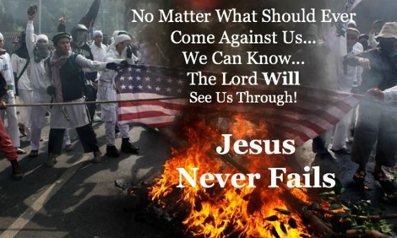 VIONET ANTI US RIOT, TRUST GOD