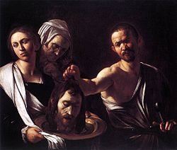 martyr, john the baptist. beheaded