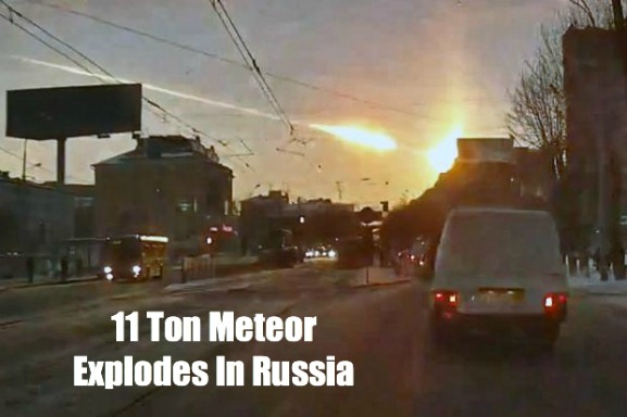 meteor in russia, explosion, near earth event