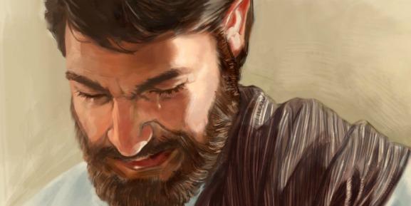 jesus wept, crying weeping, John 11:35