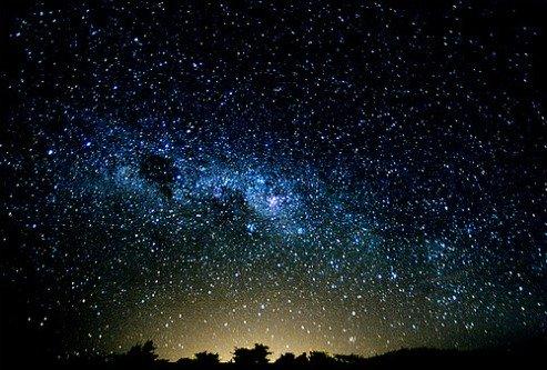 star gazing, milky way, night sky