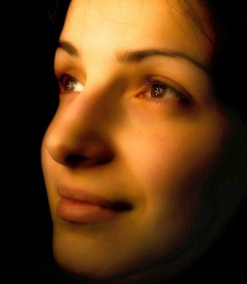 Mary & The Angel Gabriel,