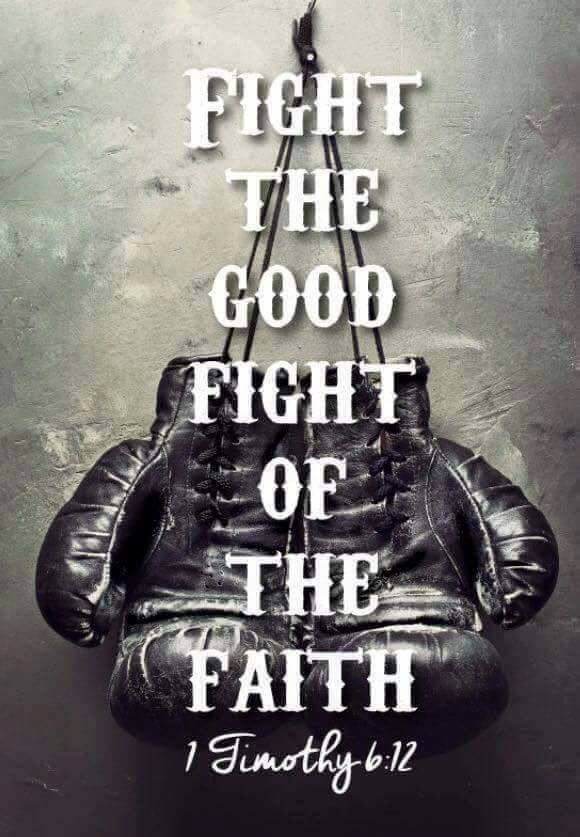 Spiritual Battles