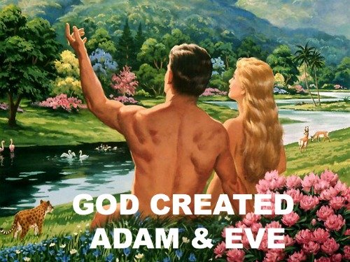 the story of adam and eve in the book of creation Question: my pastor claims that the first 11 chapters of the book of genesis are  just a myth he says that the story of creation, adam and eve,.
