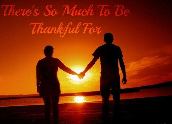 Gratitude, Thankfulness