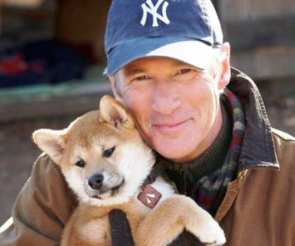Hachiko, Richard Gere