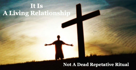 relationship with god, quote, dead rituals