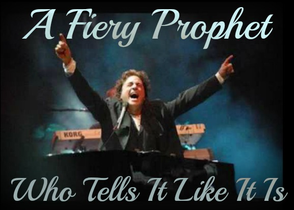 Kim Clement, Tell It Like It Is, Fiery Prophet,