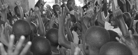 helping children in africa, katie davis