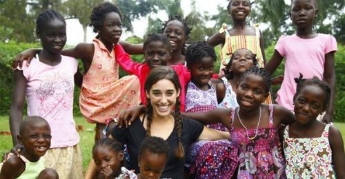 katie davis and adopted children, Uganda Mission
