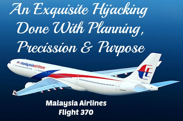 Malaysian Airlines Flight 370 Quote