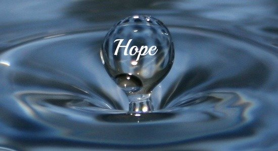 hope, water dream