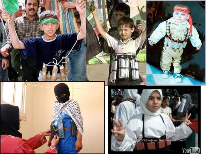 Children, Suicide Bombers