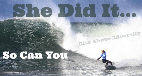 overcoming problems, adversity, Bethany Hamilton, soul surfer