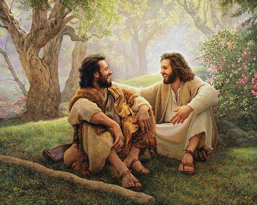 Jesus Our Friend
