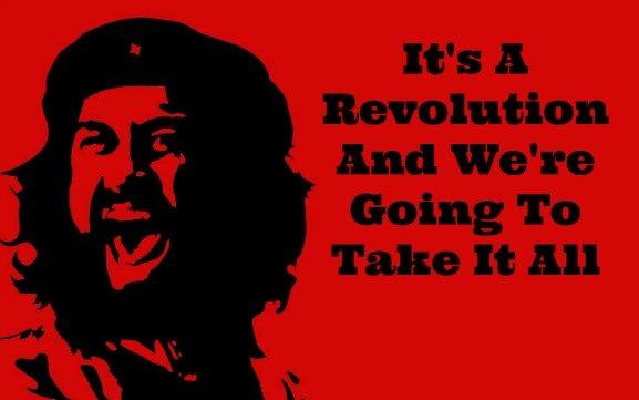 che guevara, revolution, quote