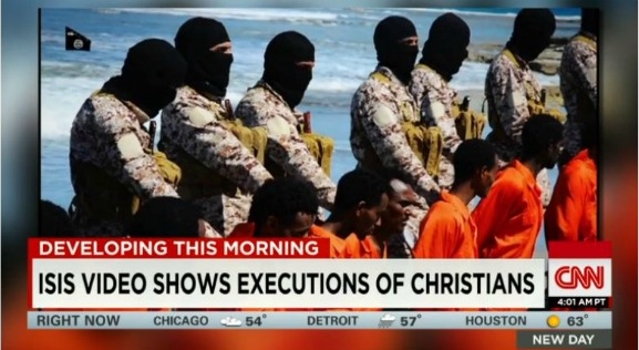 Christian Executions, ISIS