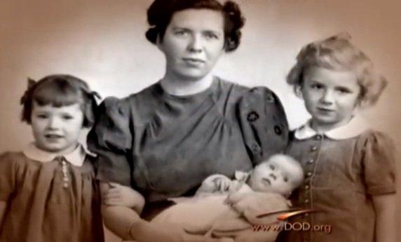 Florence Mackenzie Liddell With Children