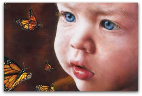 akiane, Wonder, Inspired art, art for God, akiane painting, child prodigy
