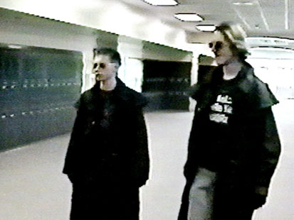 Eric Harris, Dylan Klebold, Columbine High School