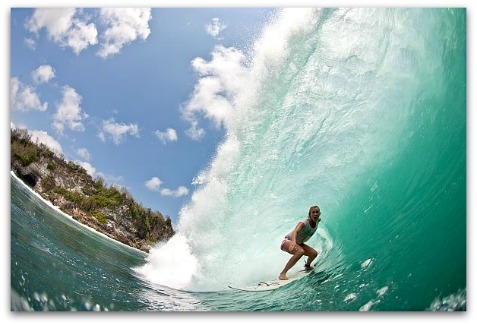 Soul Surfer, Bethany Hamilton, Courage, Return to Competition