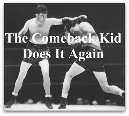 comeback kid, james braddock, victories from seeming defeat, quote
