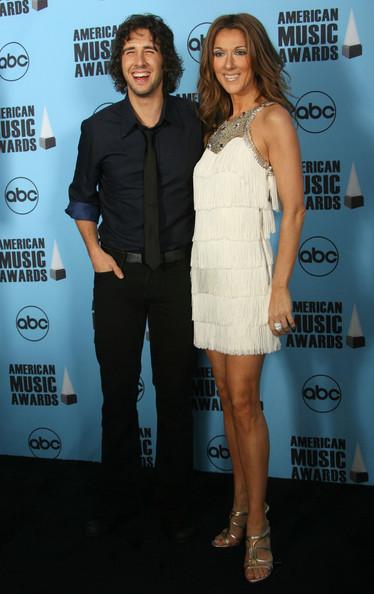 Celine Dion With Josh Groban