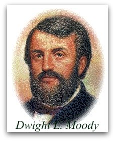 Dwight L. Moody, Evangelist