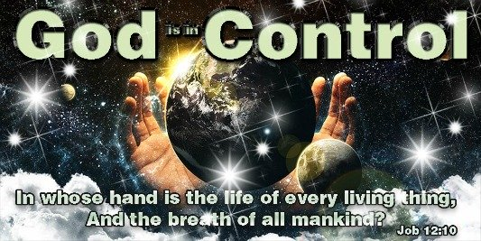 god is in control quote, trust god, have faith in god, quote