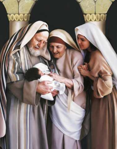 john the baptist, baby,