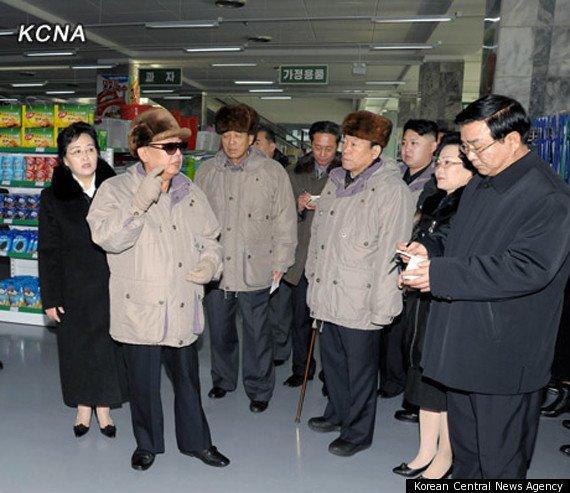 Kim Jong Il, Last Picture, North Korea