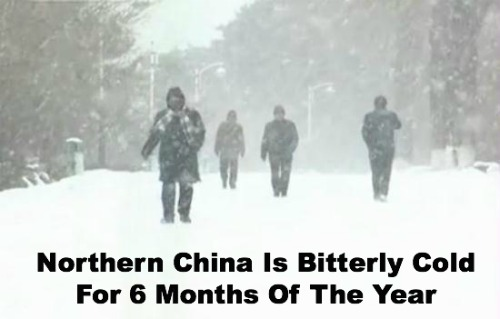 nChina Cold, Quote